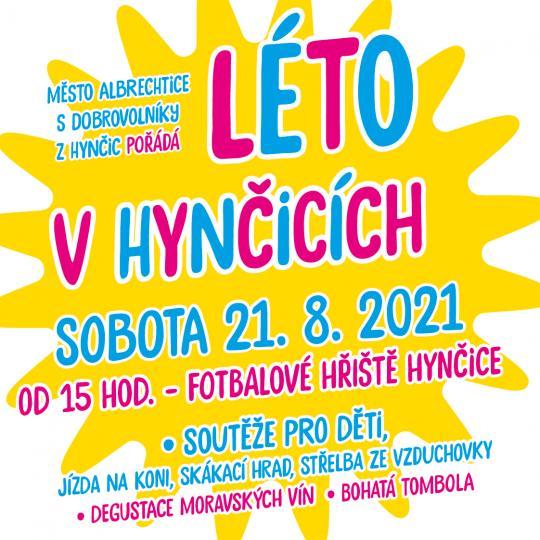 Léto v Hynčicích 1
