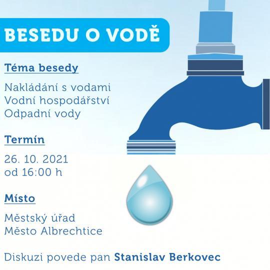 Beseda o vodě 1